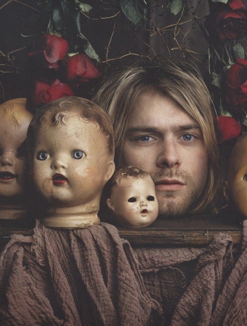 baby, band, beautiful, blonde, cobain
