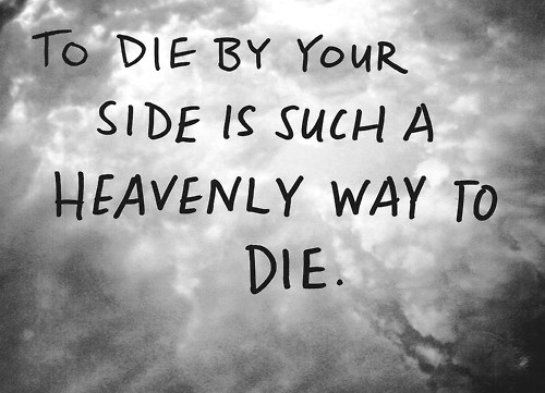 baby, black, broken, die, heaven, life, love, quote, quotes, sayings, shame, white