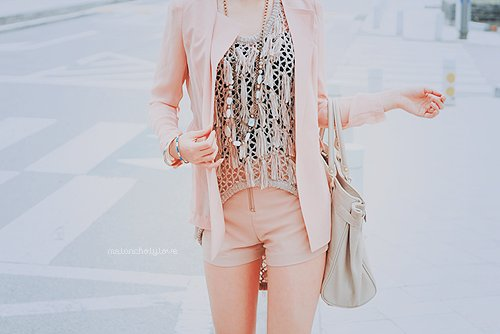 bag, blazer, bracelet, fashion, girl