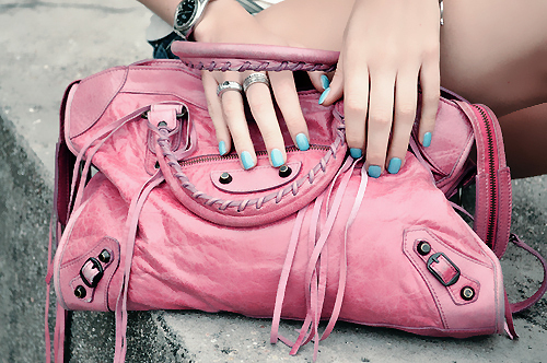 bag, fashion, girly, glamour, pink, style