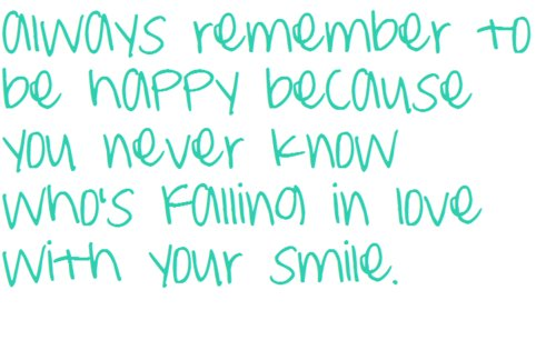 be happy, quotes, smile