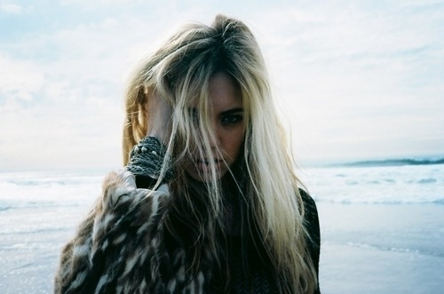 beach, blonde, cool, cute, fashion, girl, good, makeup, model, ocean, photo, pretty, sexy, style
