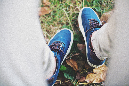 beautiful, blue, boy, hipster, indie, legs, nature, photo, photography, shoes, wood