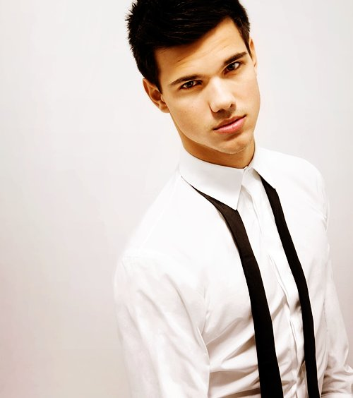 beautiful, boy, cute, guy, handsome, hot, model, photography, sexy, shirt, taylor lautern, taylor lautner, tie