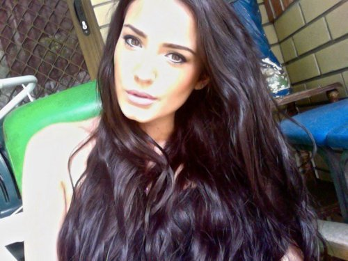beautiful, brunette, cute, eyes, face