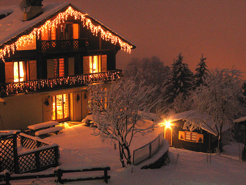 beautiful, chirstmas, cute, house, photography
