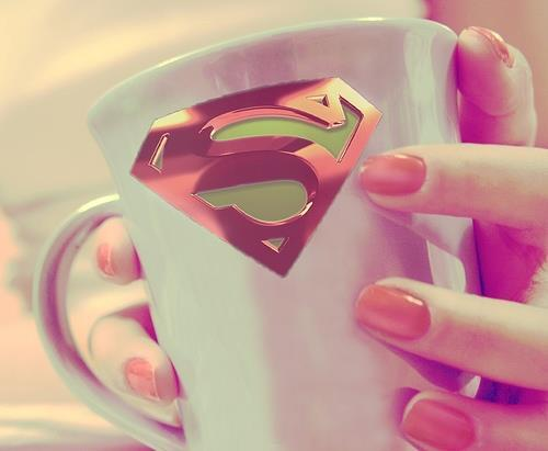 beautiful, cup, cute, fashion, girl, i need, nail, nails, nice, photo, photography, pink, pretty, superman, sweet