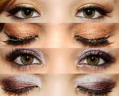 beauty, brown, eye, eye shadow, eyes