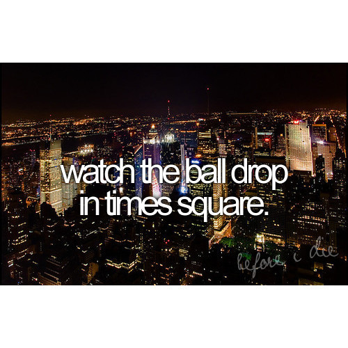 before i die inspiration new years new york image on