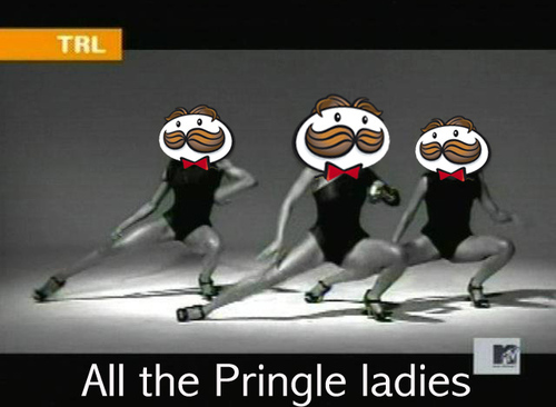 beyonce, funny, haha, hehe, hihi, hilarious, lol, lolfunny, pringles, single ladies