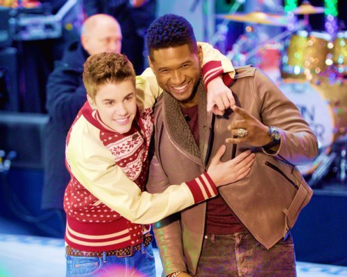 biebs, hot, justin bieber, usher