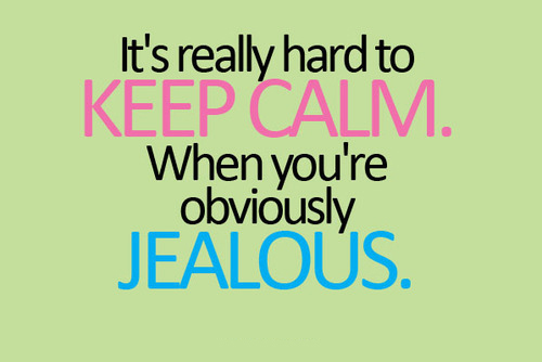 signs your jealous life