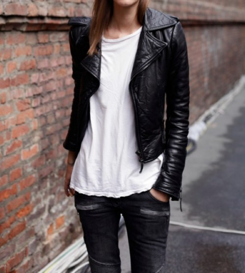 Black Jacket Fashion - JacketIn