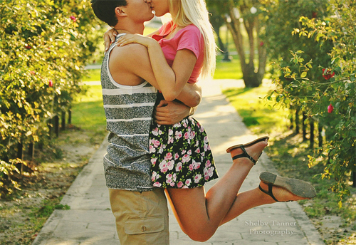 blond, blonde, boy, couple, courtship