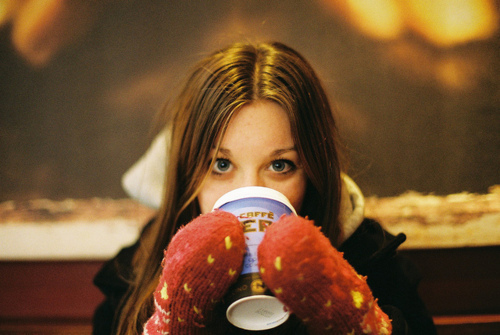 blue, blue eyes, coffe, cold, cup