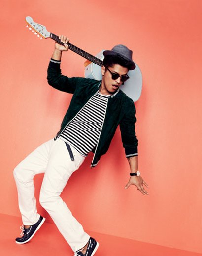 boy, bruno mars, cool, glasses, guitar