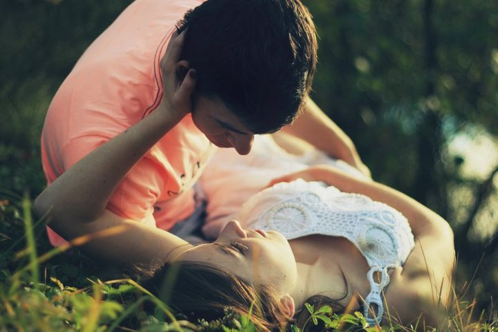 Image result for boy and girl romantic pic