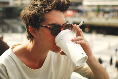 boy, drink, guy, hair, hot