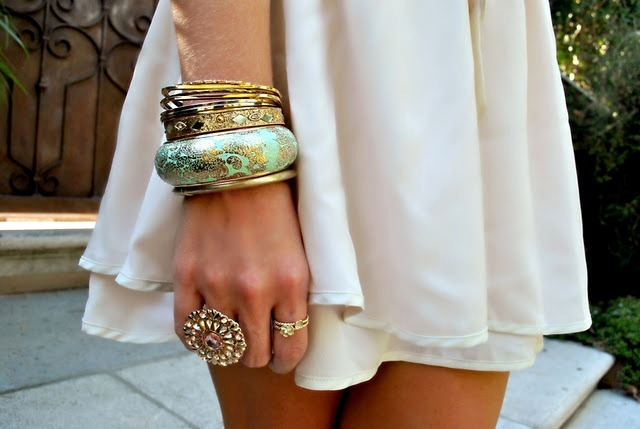bracelet, bracelets, cute, dress, fashion