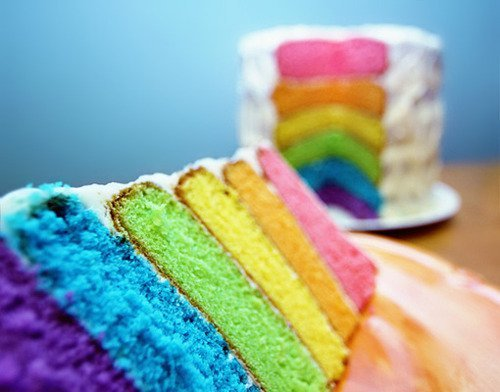 cake, candy, color, cupcake, delicious