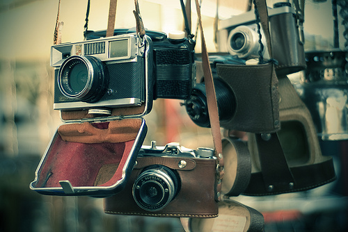 camera, cool, old, out, photography