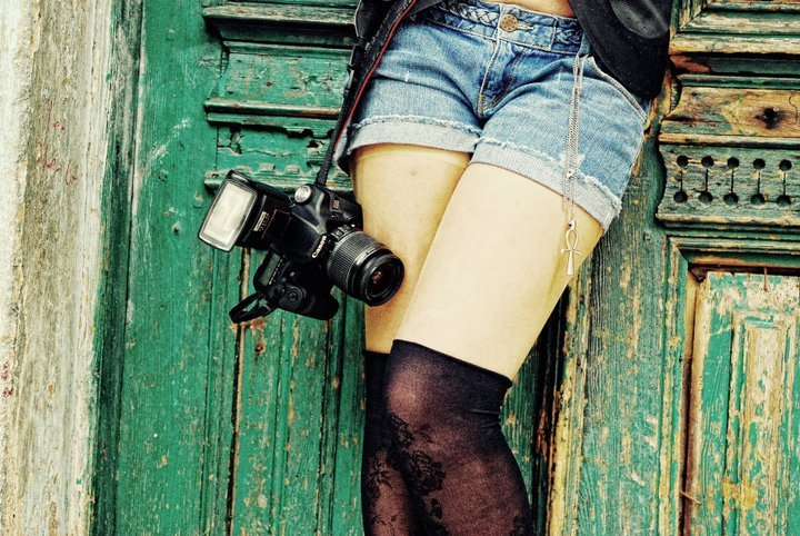 canon, girl, photo, photography, short