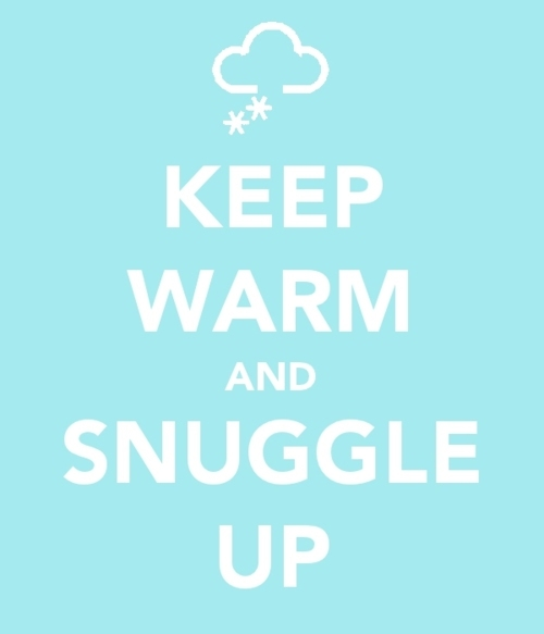 christmas, cold, keep calm, snow, snow flake, snuggle, warm, winter