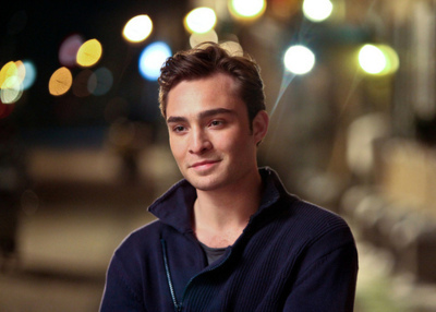 chuck bass smiling - photo #22