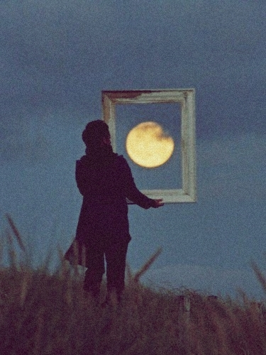 conceptual, lua, moon, people, photography