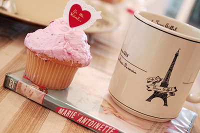 cool, cup, cupcake, dvd, eiffel