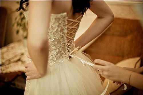 corset, dress, gorgeous and lace