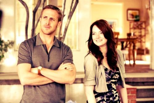 crazy stupid love, emma stone, funny