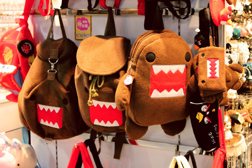 cute, domo, fashion, rawr