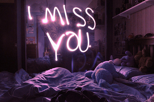 cute, i miss you, image, neon