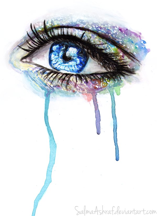 drawing, eye, gorgeous, painting