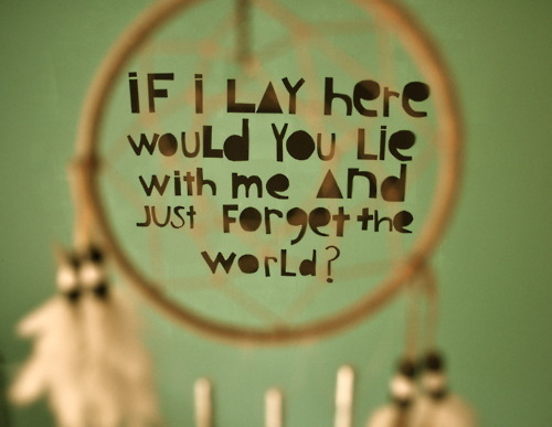 dream catcher, pretty, quote
