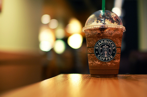 What Is Your Fav Drink In Starbucks