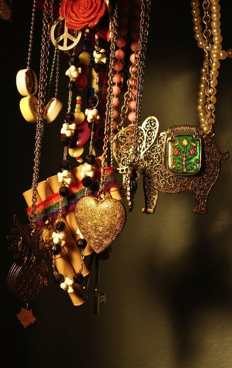 elephant, fashion, gold, jewelry, necklace