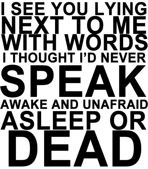 famous last words, lyrics, mcr, my chemical romance, text