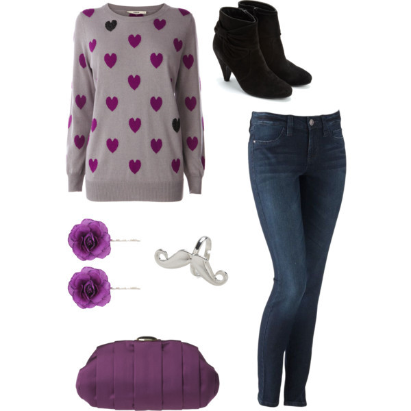 fashion, outfit, polyvore