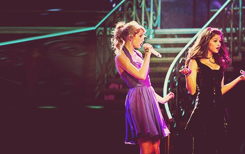friends, selena gomez, taylor swift, who says