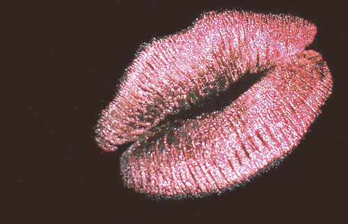 glitter, hipster, kiss, lips, lipstick