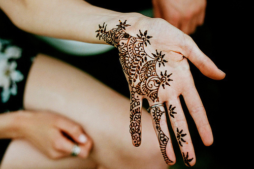 hands, henna, indie, tattoo