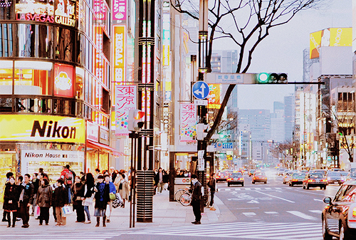 japan, shops, streets