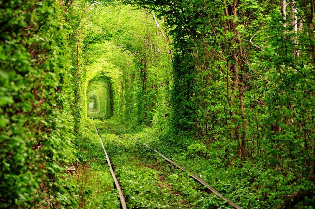 kleven, tunnel of love, ukraine