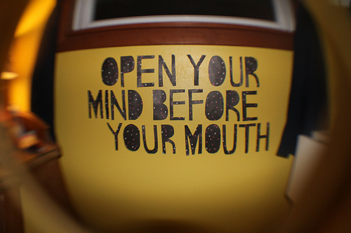 mind, mouth, quote, smart