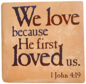 1 john 4:19, amazing, beautiful, bible, bible verse, christ, god, jesus, jesus christ, love, loved, scripture