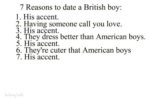 accent, boys, british, fun, text