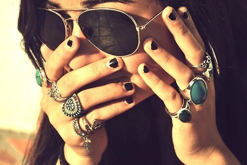 accesories, ame, black, fashion, girl