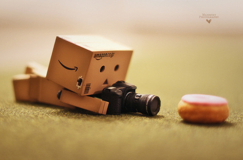 adorable, anita elmajian, box, camera, cool, cute, dambo, danbo, danboard, fotografia, fotografieren, intese, photgraphy, text, yeees
